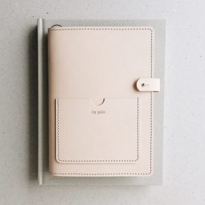 by gitte notepad cover A5