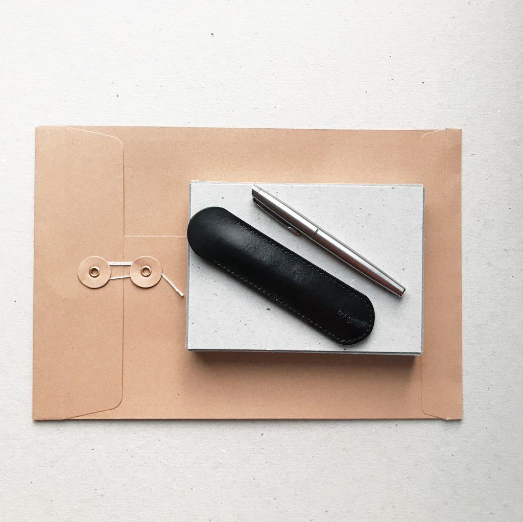by gitte FOR FOUNTAIN PENS, PENCILS AND PENS, TAKE NOTE!